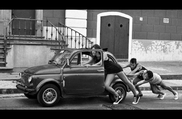 Fiat 500 - Raffaele